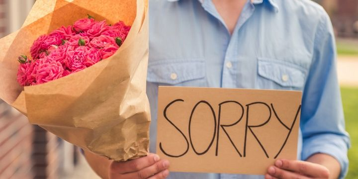 10 Signs You Are Destined to Be a Couple He knows how important it is to be able to say sorry