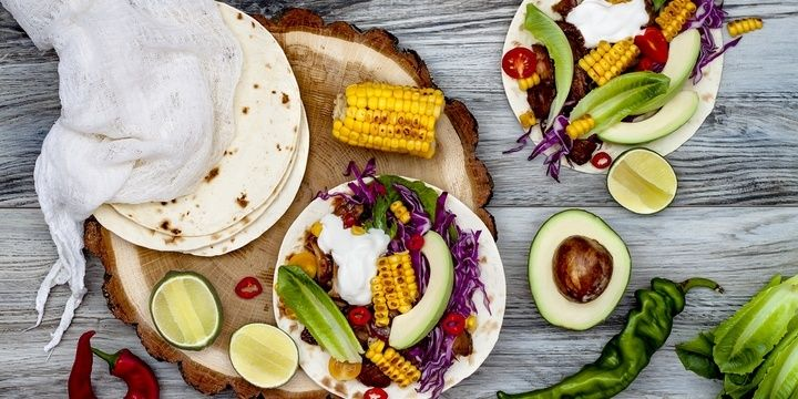 4 Fat Burning Foods Recommended by Nutritionists Corn tortillas