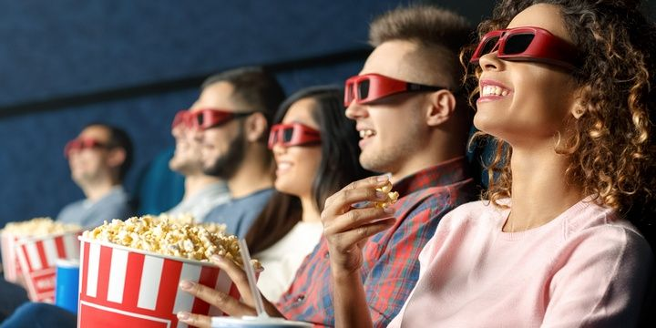 5 Fast Food Items That You Should Never Spend Your Money On Movie Theatre Popcorn
