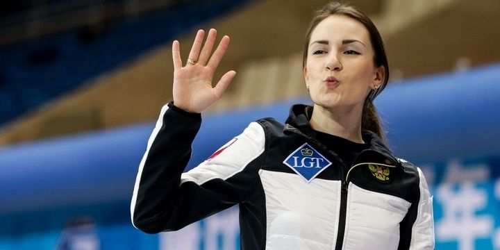 5 Sportswomen Famous for Their Exceptional Skills and Beauty Anna Sidorova Russian Curling Team