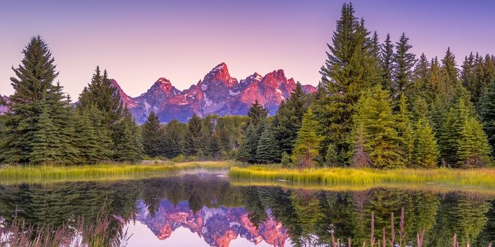 7 Most Stunning Areas in the United States Jackson Hole Wyoming