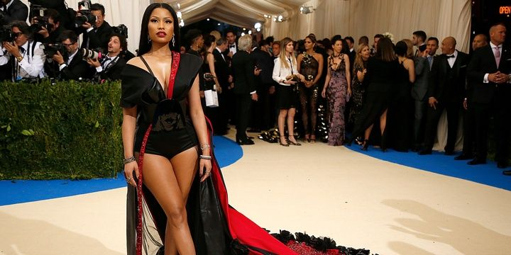 Who Looked Bad and Who Looked Worse at the Met Gala 2017 Nicki Minaj