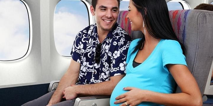 7 Tips for Travelling Ladies Expecting a Baby