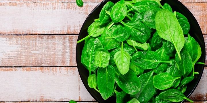 4 Fat Burning Foods Recommended by Nutritionists Spinach