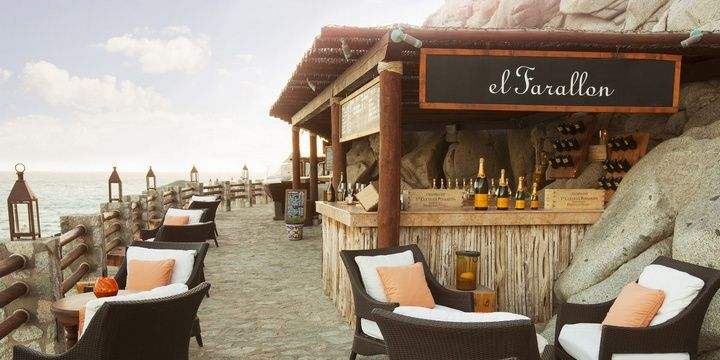 5 Most Uncommon Locations to Dine Out El Farallon Mexico