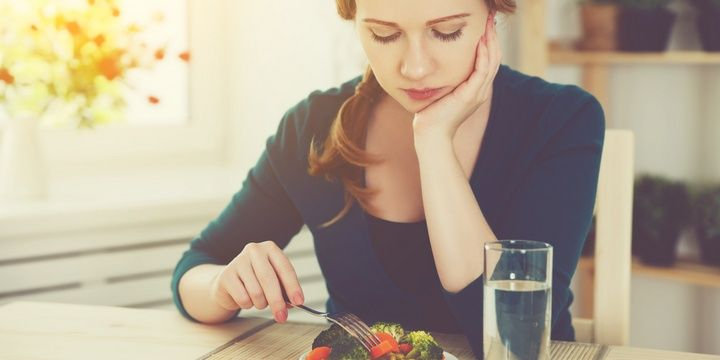 5 Symptoms of an Unhealthy Liver Loss of Appetite