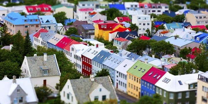 6 Cities for Well-Off People Reykjavik Iceland
