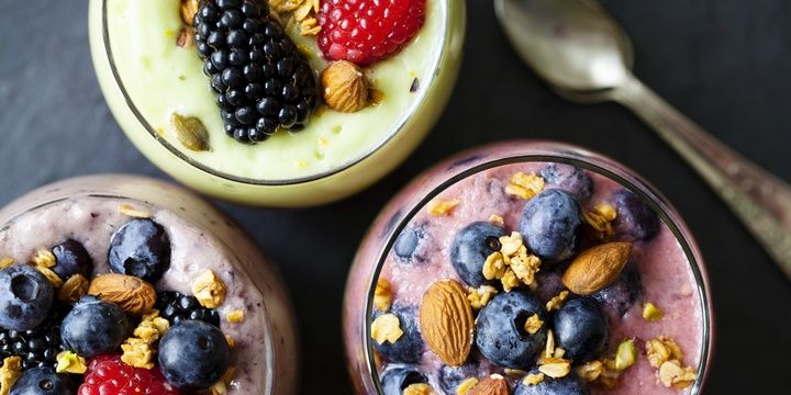6 Food Alternatives for a Slim and Fit Body Homemade Smoothie instead of Juice