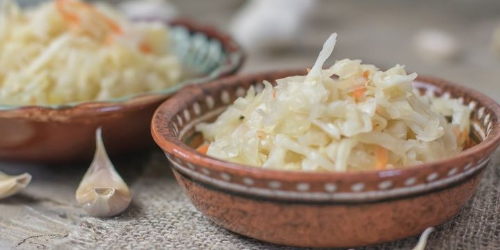6 Most Common Vegetables That Do not Cause Bloating Sauerkraut