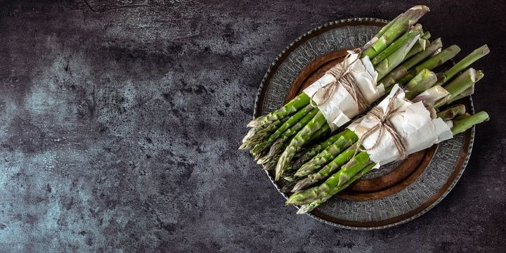 6 Most Common Vegetables That Do not Cause Bloating Asparagus