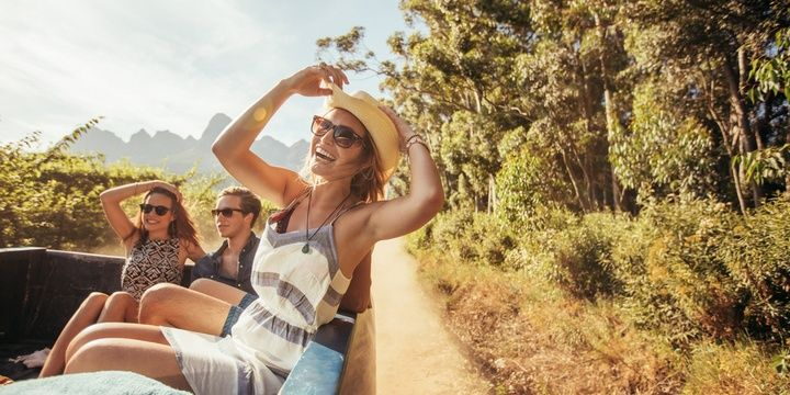 6 Things That Make Travellers Different to Others Travellers may start a trip alone but they end up with friends all over the world