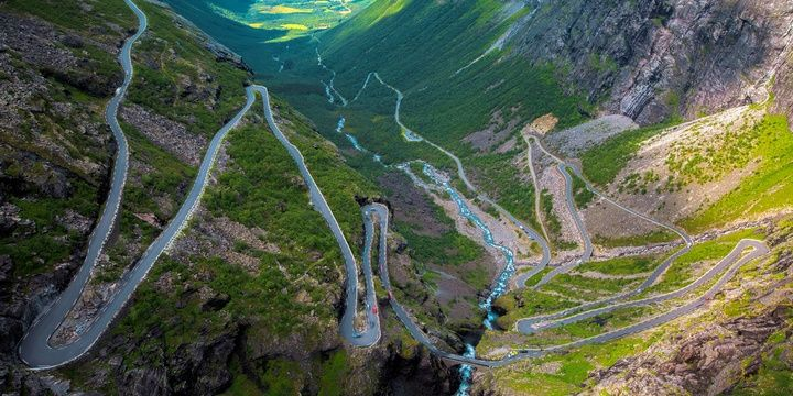 7 Most Unbelievable Locations on the Planet7 Most Unbelievable Locations on the Planet Trollstigen