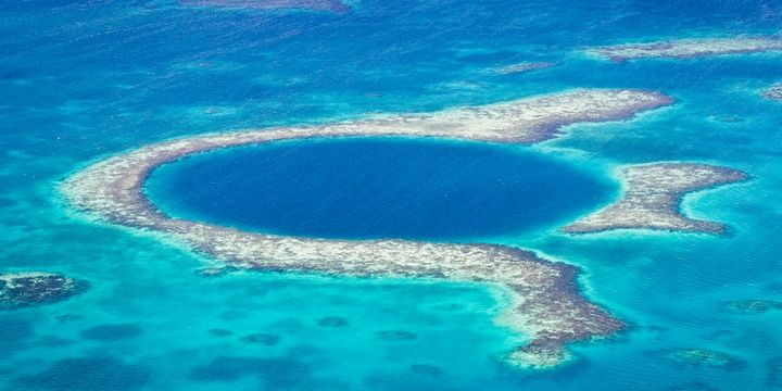 7 Most Unbelievable Locations on the Planet Great Blue Hole