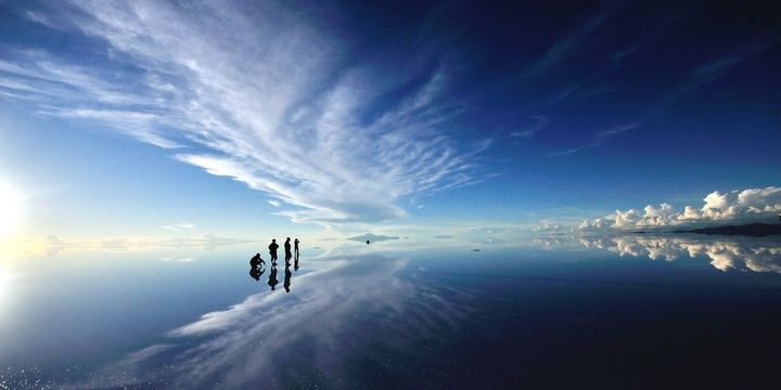 7 Most Unbelievable Locations on the Planet Salar de Uyuni