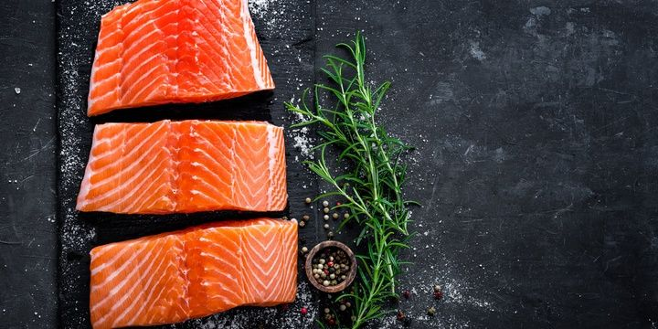 8 Products That Speed up Your Metabolism Salmon