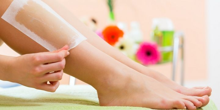 How to Perform Waxing at Home Right Define the Right Direction and Only Then Pull