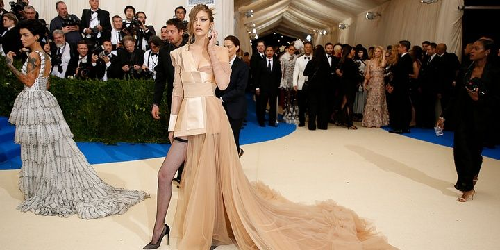 Who Looked Bad and Who Looked Worse at the Met Gala 2017 Gigi Hadid