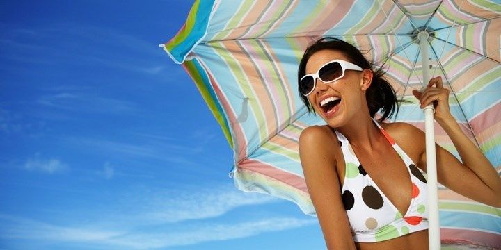 3 Advices How To Have A Good Tan Without Pain And Burns